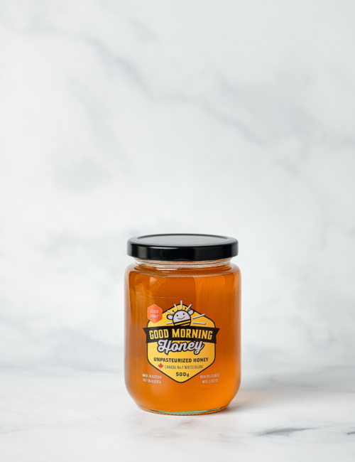 Good Morning Honey Liquid Honey - 500 g