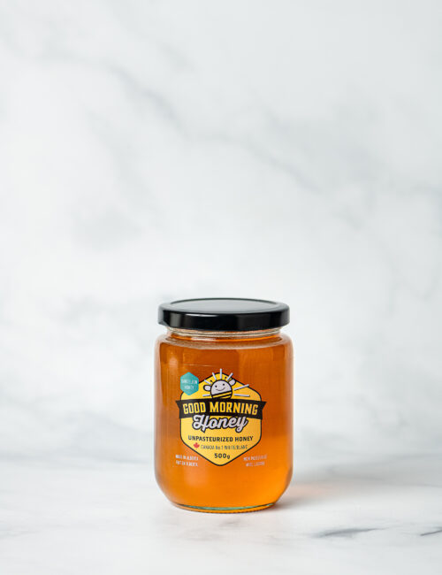 Good Morning Honey Liquid Honey - 500g